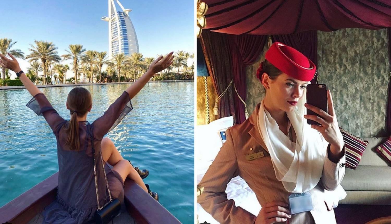Stjuardese osvojile Instagram: Svi čekaju nove egzotične fotke