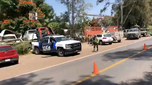 Massacre leaves 11 dead in Jaral del Progreso in Guanajuato state, Mexico