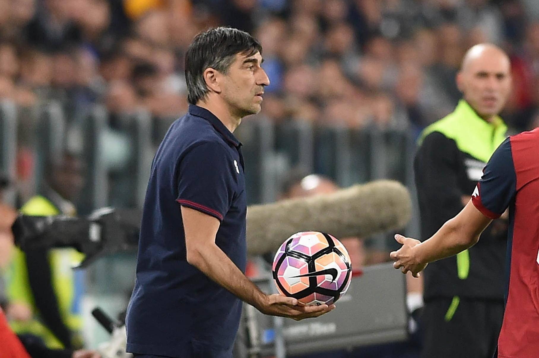 #IPP20170423# Football - soccer: Serie A, Juventus Turin - CFC Genua 1893