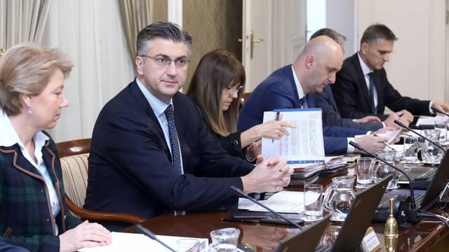 Zagreb: Vlada RH o prijedlogu zakona o nestalim osobama u Domovinskom ratu