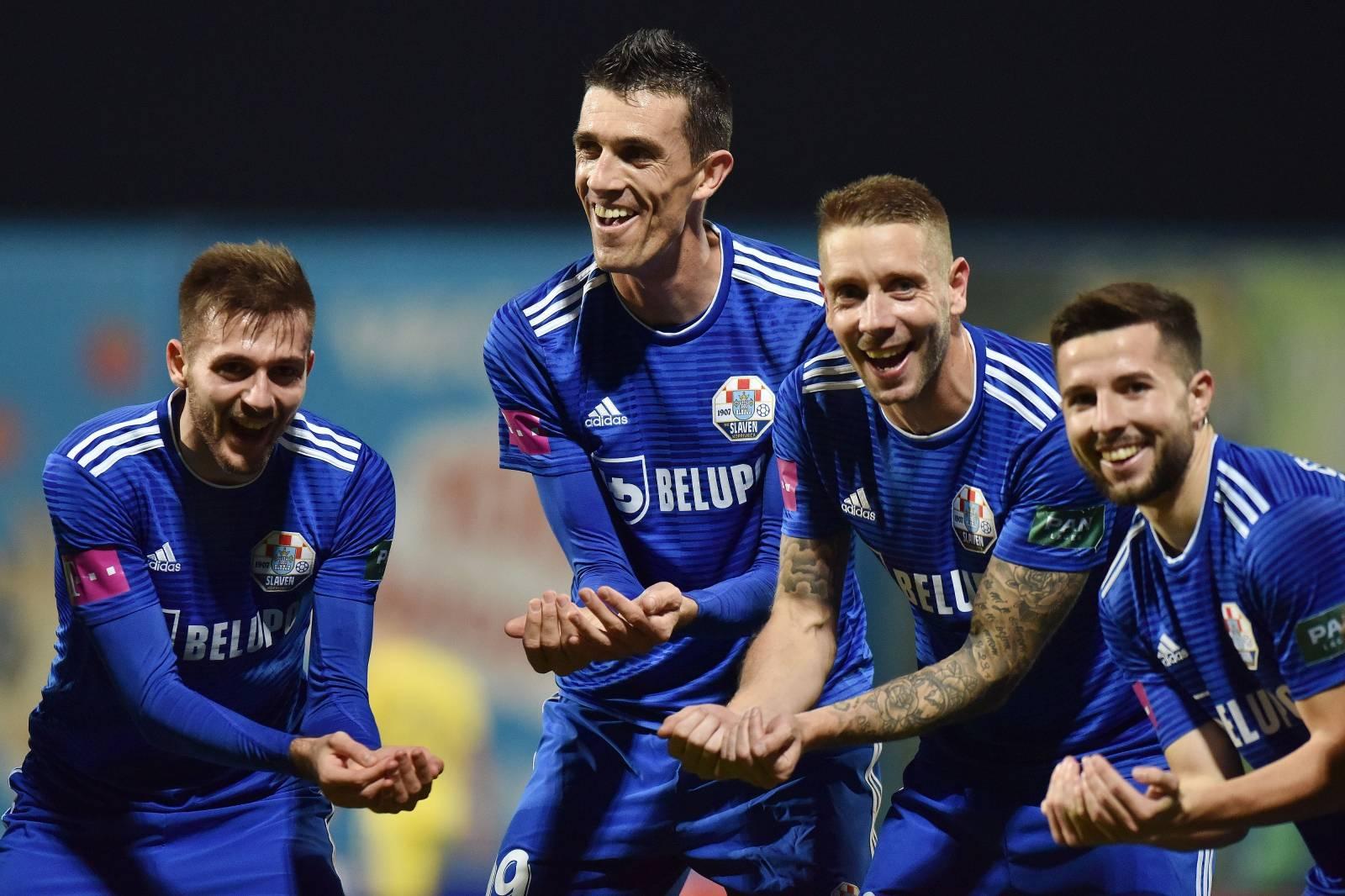 Slaven Belupo i Inter Zaprešić sastali se u 17. kolu HT Prve lige