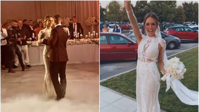 Bivša misica Mia Pojatina udala se u vjenčanici od 15 tisuća kuna