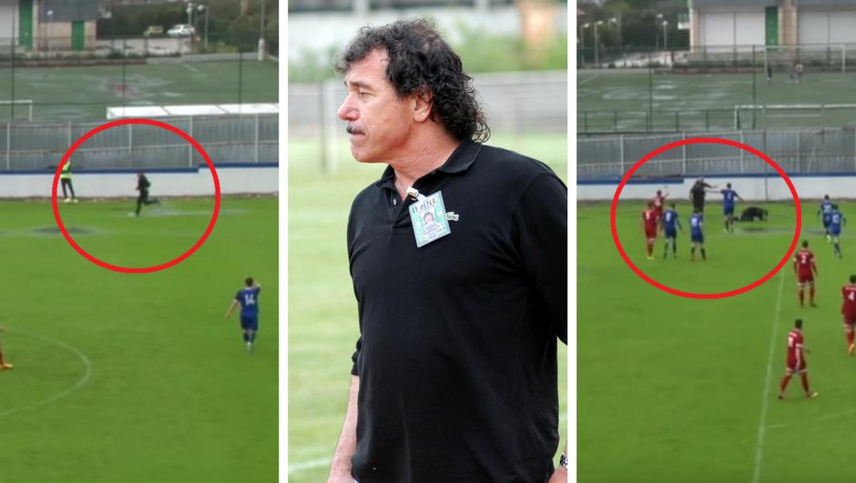 Naljutio ga sudac: HNL ikona u 64. godini probija bok k'o Alves