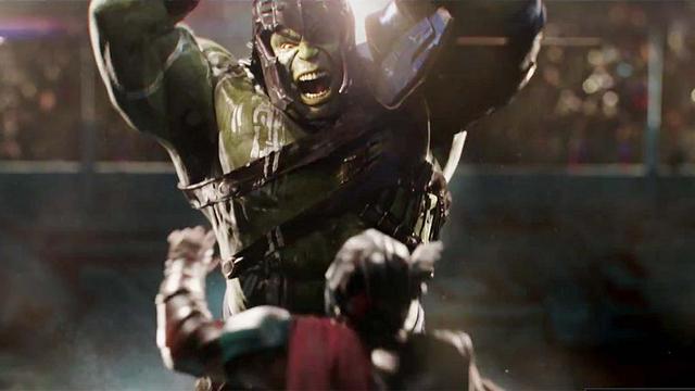 Hulk je ušao u arenu: Najbolji ratnik svih vremena je s nama