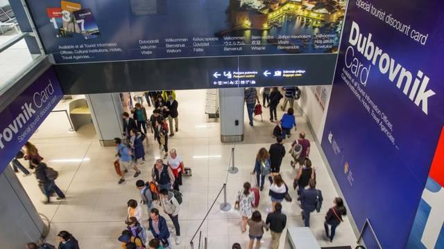 Ispraznili dubrovački aerodrom zbog jedne zaboravljene torbe