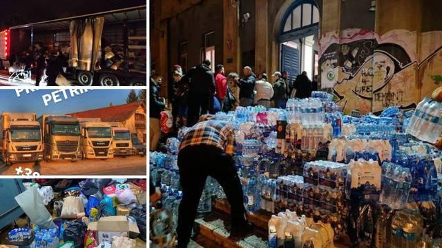Veliko srce Hrvatske: Evo gdje i kako pomoći Banovini, ovi ljudi nude smještaj za stradale