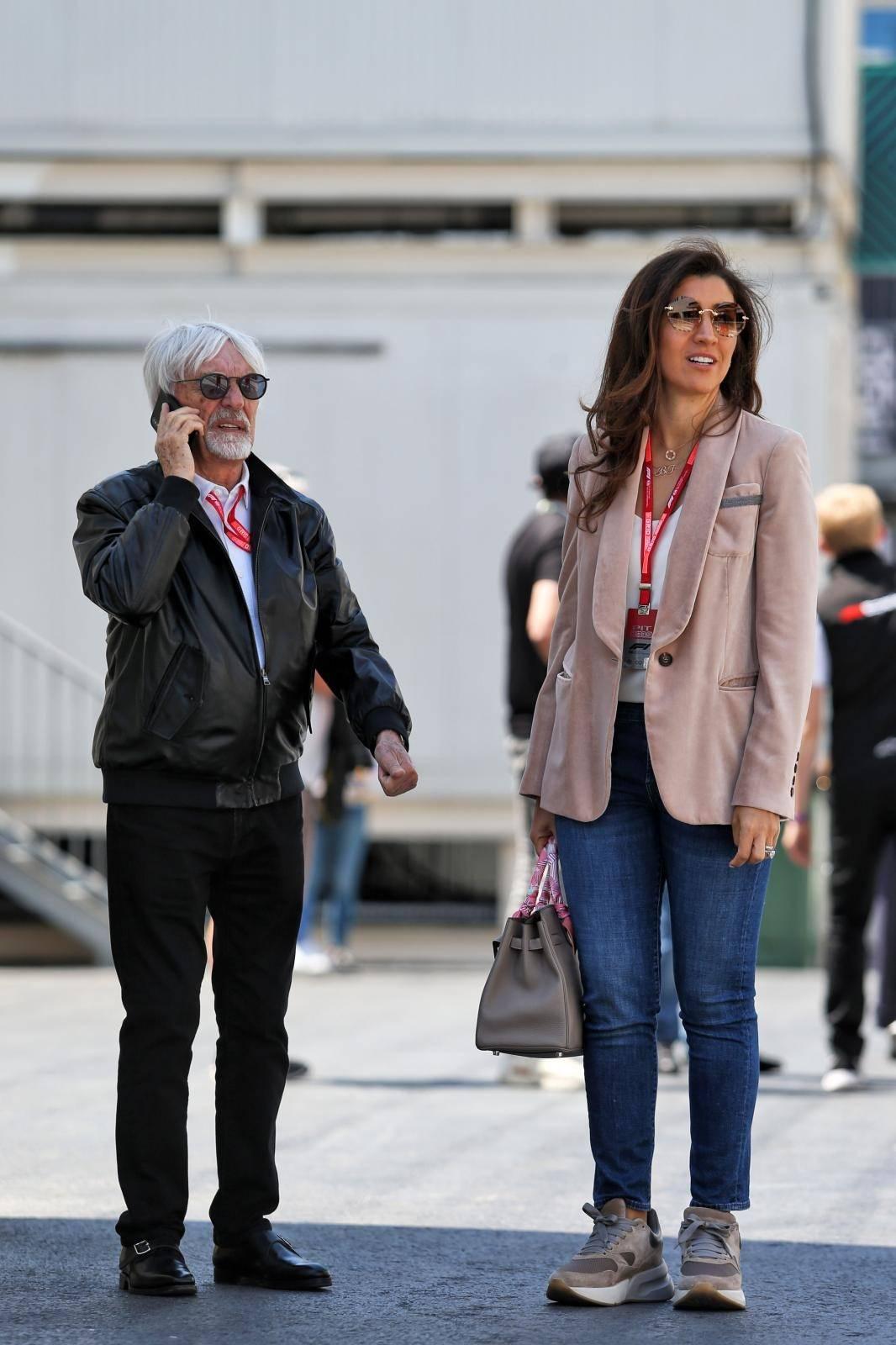 Azerbaijan Grand Prix - Qualifying - Baku City Circuit