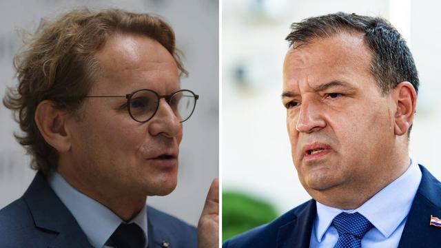 Đikić prozvao Beroša: 'Zašto ne odgovorite tko je iz Vladinog savjeta zaradio na testovima'