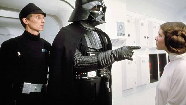 Kostim Darth Vadera prodaju na dražbi za 13 milijuna kuna