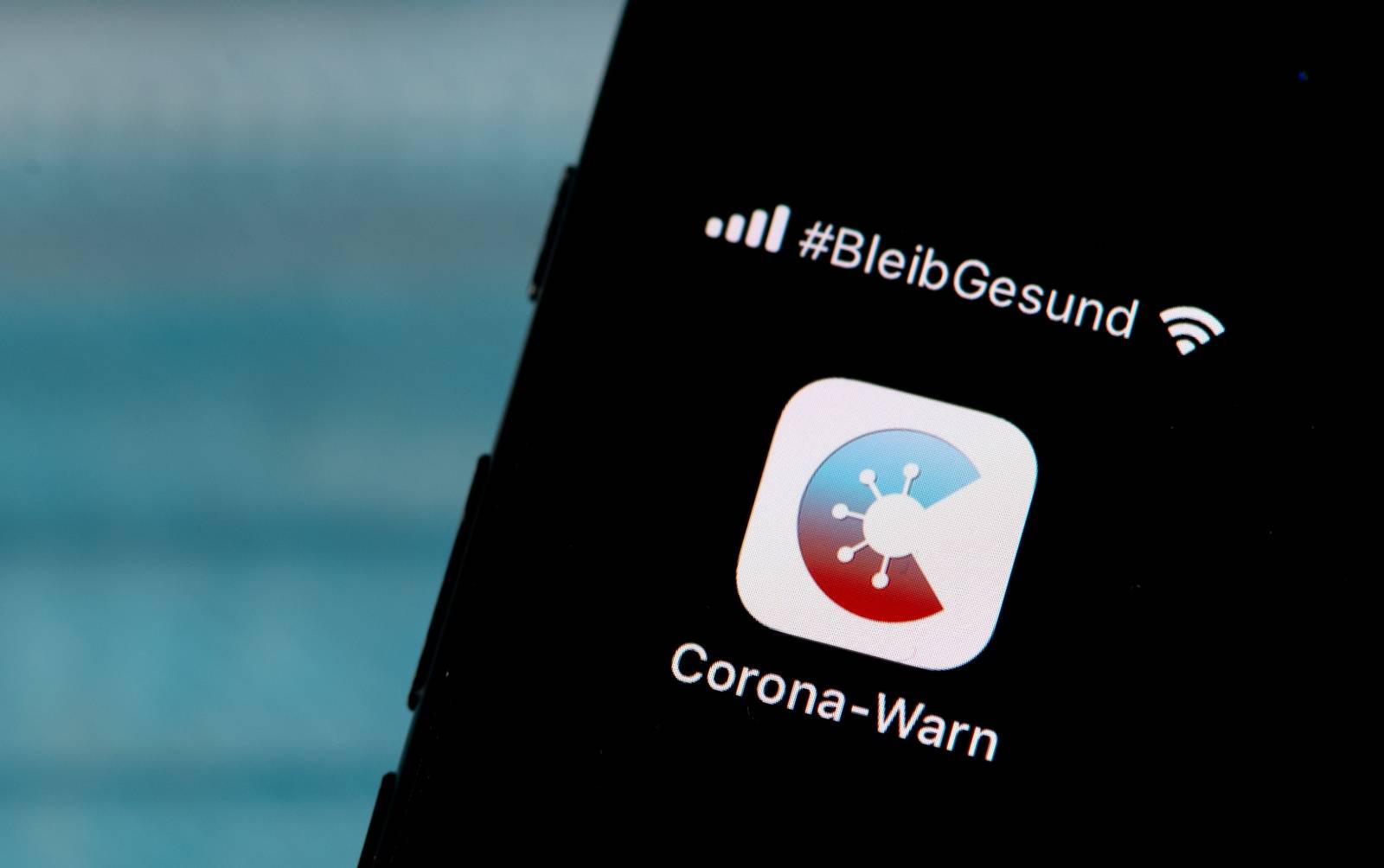 Official Corona Warning App available for download