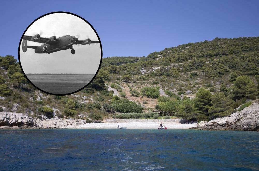 Komiški ronioci otkrili ostatke aviona: Je li to američki B24?