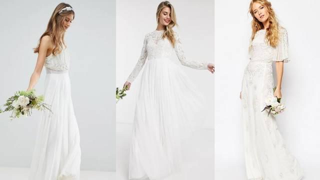 Za ljubiteljice hipi stila: Ležerne vjenčanice za divnu romantiku