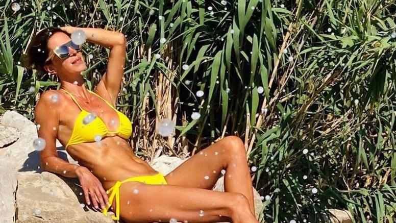Bojana (49) se javila s plaže na Pelješcu: Pa ti si odustala stariti