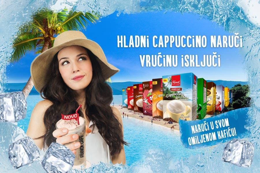 Kako pripremiti idealni hladni cappuccino? Pogledajte video