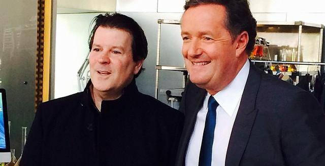 Preminuo je menadžer Piersa Morgana: 'Obogatio mi je život'