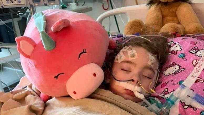 Curici (4) je zbog gripe oštećen mozak: Za djecu je vrlo opasna