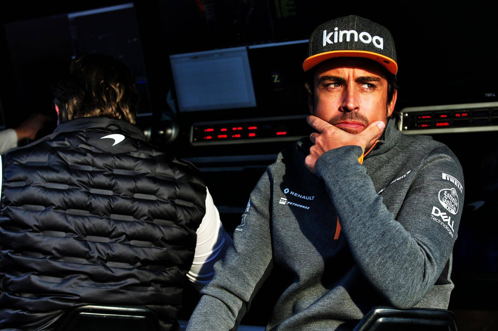 Formula One Testing -  Test Two - Day One - Barcelona, Spain