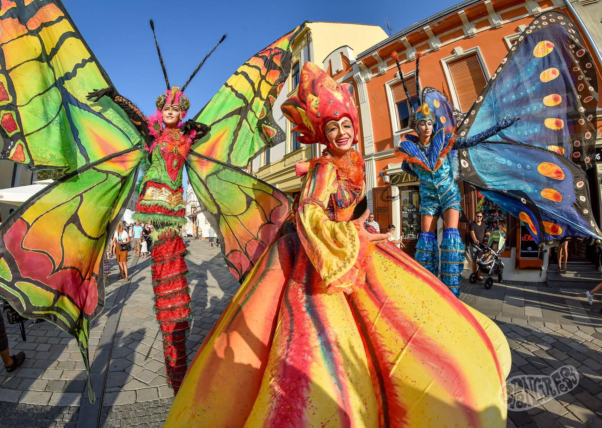 Varaždin: Još stignete doći na posljednji vikend Špancirfesta