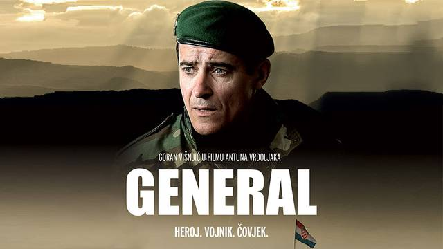 'General'  u Cinestar kinima na Dan domovinske zahvalnosti
