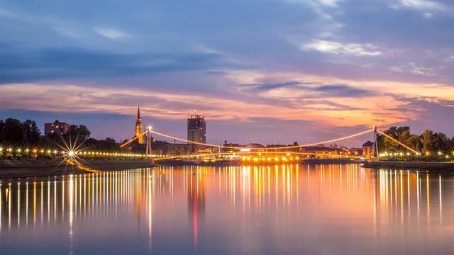 Idealna vikend destinacija sad po posebno sniženoj cijeni! Osijek zove na odmor iz snova