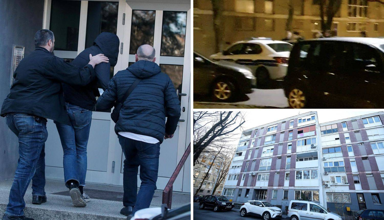 Muškarca su odveli u stan, oko zgrade je opet policijska traka