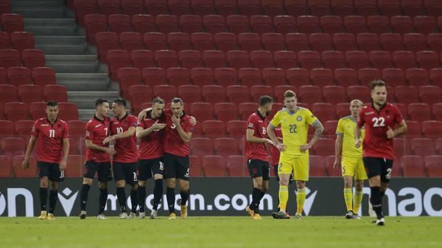 UEFA Nations League - League C - Group 4 - Albania v Kazakhstan