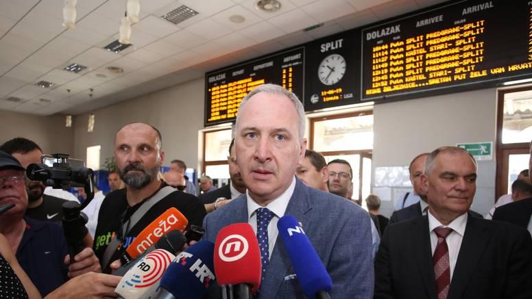 Opara: Splitska željeznica nije ukinuta, već transformirana