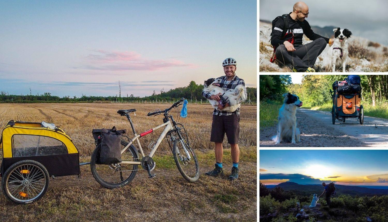 'Ena i ja bit ćemo prvi koji će biciklom od Prevlake do Istre'