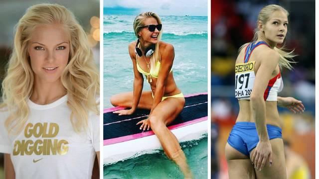 Ruska ljepotica očarala je Srbe: Kad nema Ivane, i Darija je OK