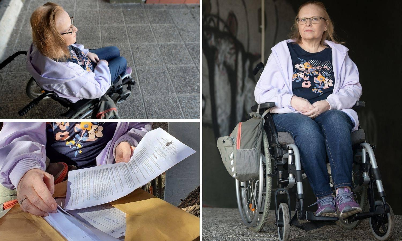 Zagrepčanka Tajana (49): Triput sam umirala od korone. Sada sam u invalidskim kolicima...