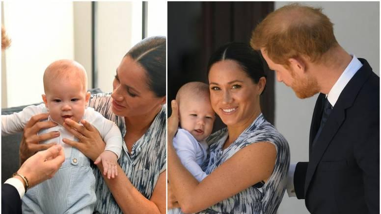 Meghan tepa sinu Archieju: 'O, Buba! Pa ti baš voliš šarmirati'