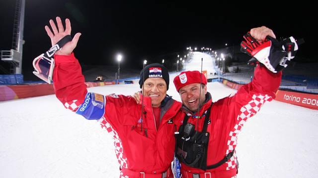 ARHIVA - Srebro u kombinaciji, povijesna olimpijska medalja Ivice Kostelića