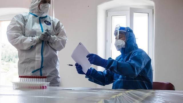 U zgradi Općine Nerežišća priprema se testiranje stanovnika na COVID-19