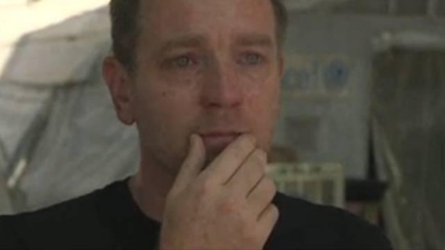 Prizor ga je slomio: McGregora su rasplakale izbjeglice u Iraku