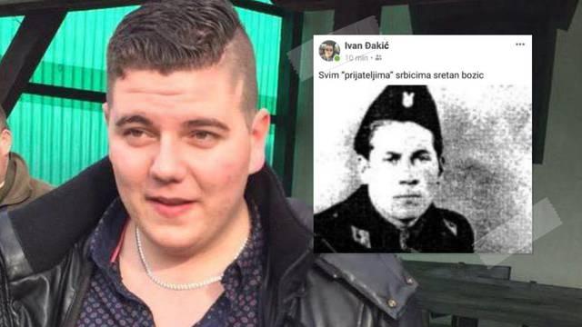 Prijeti mu zatvor: Ivana Đakića prijavit će za poticanje mržnje