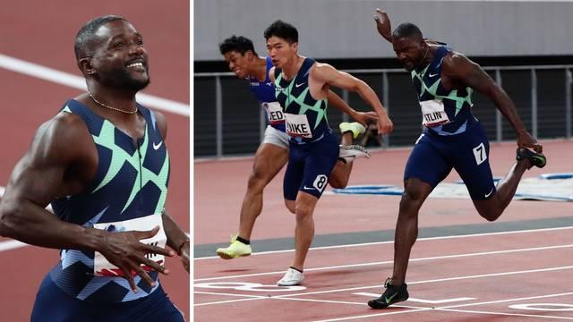 Justin Gatlin osvojio generalku u Tokiju: Mogao bi biti najstariji sprinter s olimpijskim odličjem