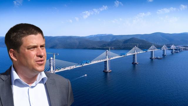 Ministar Butković: Večeras se nakon više od 300 godina napokon spaja hrvatski teritorij
