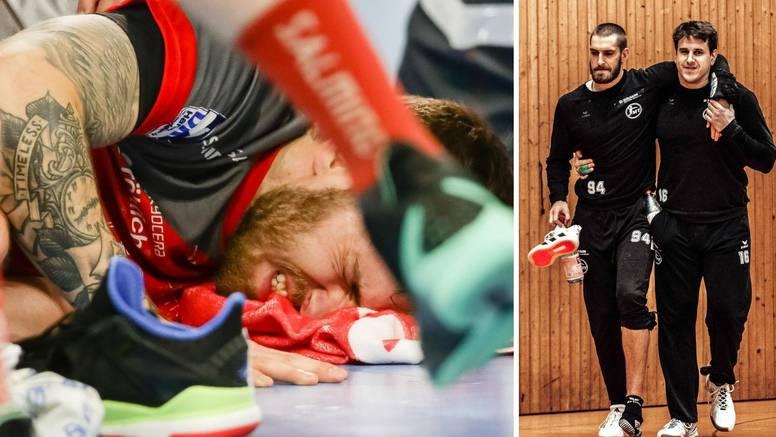 'Ispada da sam najveći pehist hrvatskog sporta, na isti datum ozlijedio sam se dva puta...'