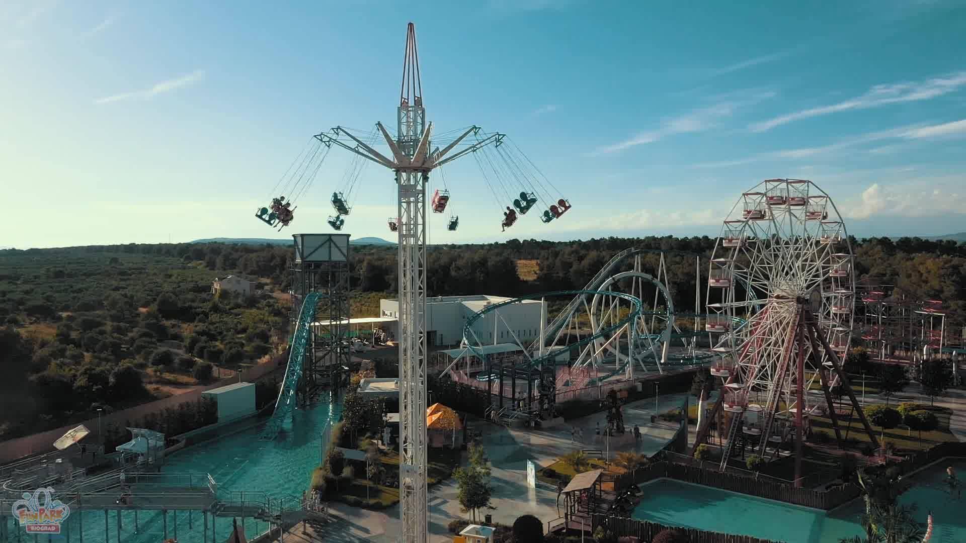 Fun Park Biograd predstavlja vrhunsku zabavu u srcu sezone