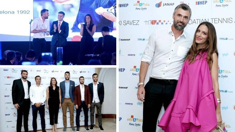 'Imamo se čime ponositi': Noć hrvatskog tenisa za pamćenje