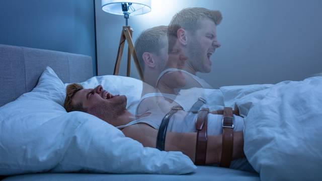 Paraliza sna je zastrašujuća, ali zapravo nam ne može naštetiti