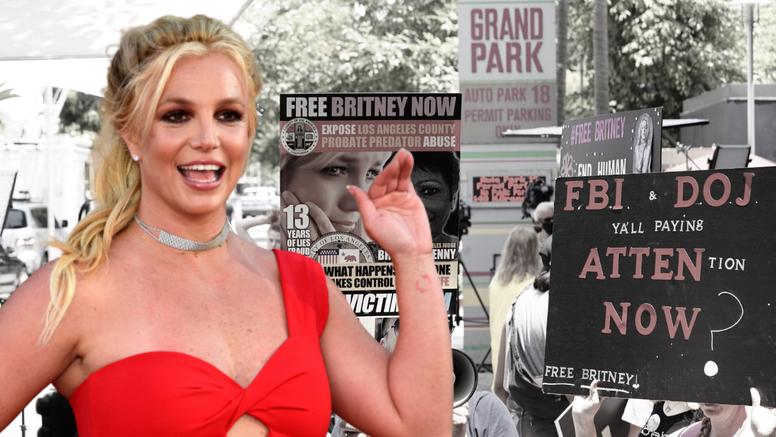Britney je napokon slobodna! Otac Jamie pristao je surađivati i odstupiti s mjesta skrbnika...