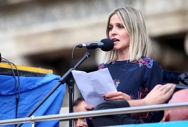 Zagreb: Na glavnom Trgu održan je Festival slobode 2.0