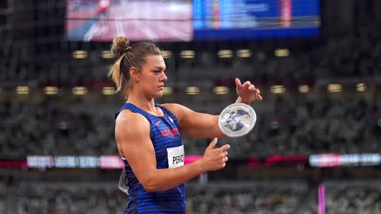 Sandra nije uspjela: Ostala bez medalje na Olimpijskim igrama!