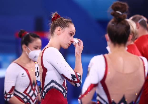 Gymnastics - Artistic - Women's Team - Qualification