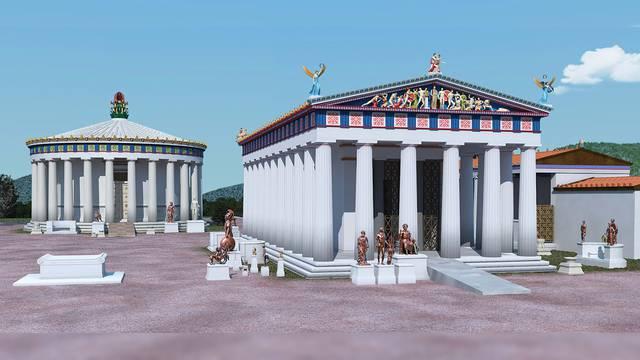 Nova otkrića: Grčki hramovi imali su prve rampe za invalide