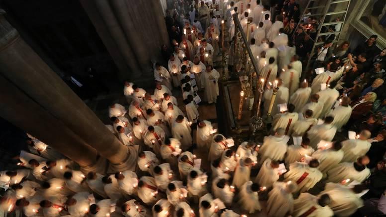 Evo zašto šute: Na Isusov grob za Uskrs ide 20.000 vjernika