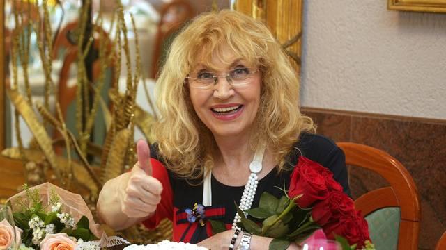 Velkovska slavi 70. rođendan: 'Nemam vremena za starenje'