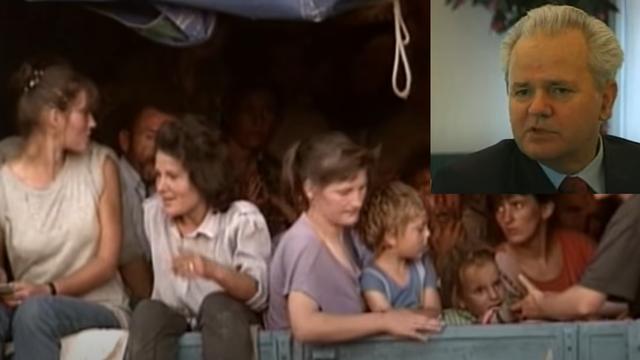 Zločinac Martić plakao Slobi i tražio pomoć: Krajina Vas treba