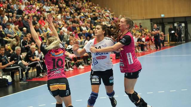 Podravkašice izletjele iz Lige prvakinja, sele se u Kup EHF-a